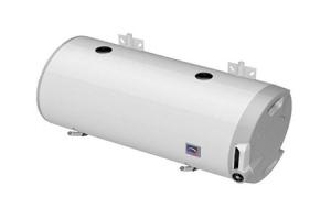 Pakabinamas horizontalus kombinuotas vandens šildytuvas OKCV 125
