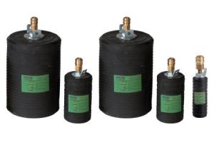 Guminis pneumo kamštis (trumpas), UK 15
