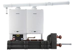 Junkers dujinis katilas GS4000 24 kW. atmosferinis