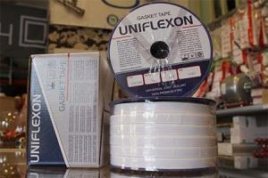 PTFE juostelė, 12 x 4,0 mm,kaina už 1metra
